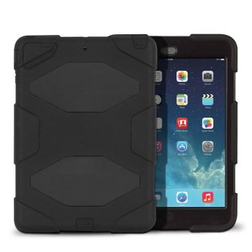Onverwoestbare Zwarte Overlevingspensioen iPad Air 2 Overlevingspensioen shell Survivor Dekkingen et Scheepsrompen iPad Air 2 -