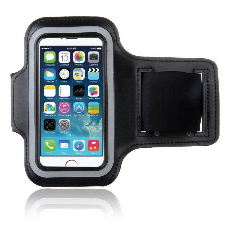 Sport Armbinde Tasche Etui für Apple iPhone 5 Schwarz  iPhone 5 : Diverse - 1