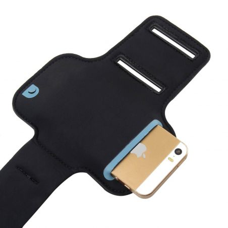 Sport Armbinde Tasche Etui für Apple iPhone 5 Schwarz  iPhone 5 : Diverse - 4