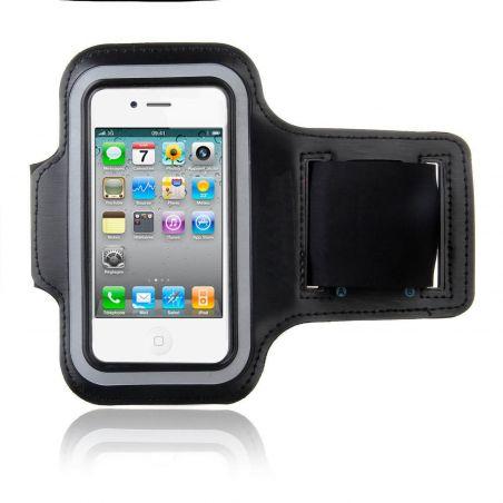 Achat Brassard Sport iPhone 4 4S Noir ACC04-047X
