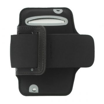 Black Sport Armband iPhone 4 4S  iPhone 4 : Accessories - 2