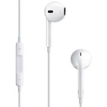 Headphones with microphone and iPhone iPod iPad volume control  iPhone 4 : Speakers and sound - 3
