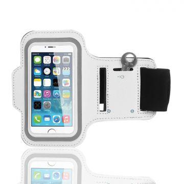 Sport Armbinde Tasche Etui für Apple iPhone 5 Weiss  iPhone 5 : Diverse - 1