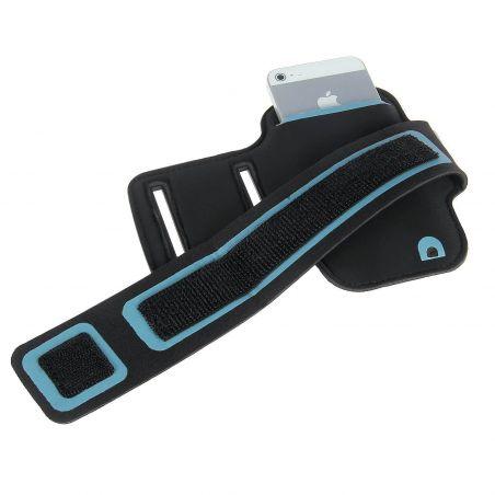 Sport Armbinde Tasche Etui für Apple iPhone 5 Weiss  iPhone 5 : Diverse - 4