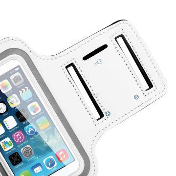 Sport Armbinde Gehäuse iPhone 4, 4S Weiss  iPhone 4S : Zubehör - 2