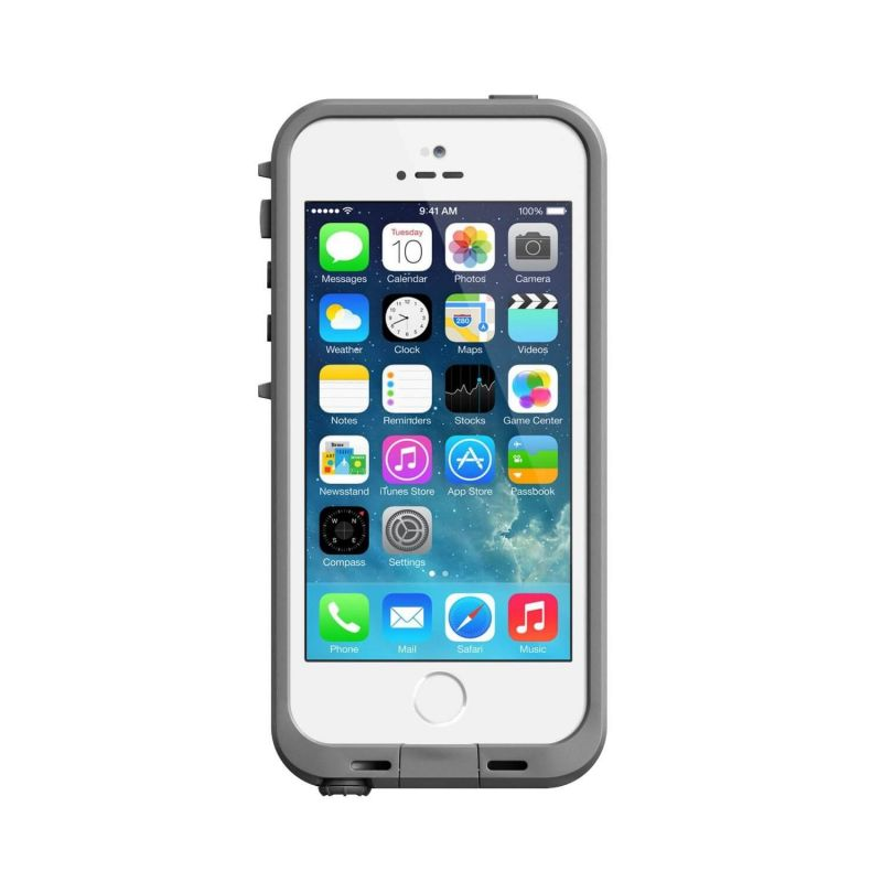Coque Waterproof anti choc iPhone 5/5S/SE