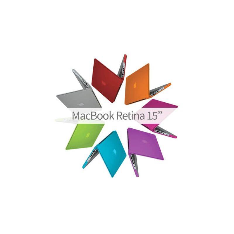 """Achat Superbe Coque de protection intégrale rigide pour MacBook Retina 15"""" A1398"""