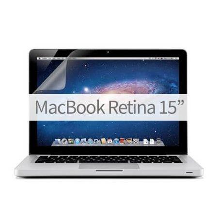 "MacBook Retina 15"" Transparenter Displayschutz für Retina  Schutzfolien MacBook - 1"