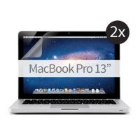 "2 Stück Set Display Schutzfolie MacBook Pro 13"" Clear  Schutzfolien MacBook - 1"
