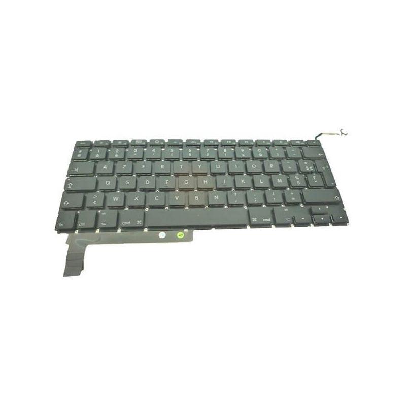 """Achat Clavier Azerty pour Apple MacBook Pro 15,4"""" Unibody (2009-2012) A1286 MBU15-106"""