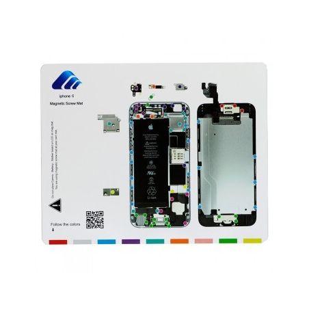 iPhone 6 schroefjes magnetisch bord verdeler  Organisatorische hulpmiddelen - 1