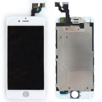 Complete touchscreen and LCD Retina screen for iPhone 6 white original Quality  Bildschirme - LCD iPhone 6 - 1
