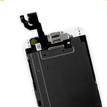 Complete touchscreen and LCD Retina screen for iPhone 6 white original Quality  Bildschirme - LCD iPhone 6 - 2