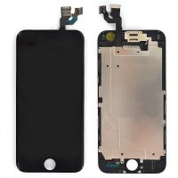 Complete screen kit assembled BLACK iPhone 6 (Original Quality) + tools  Screens - LCD iPhone 6 - 1