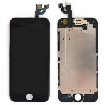 Achat Kit Ecran complet assemblé NOIR iPhone 6 (Qualité Original) + outils KR-IPH6G-102