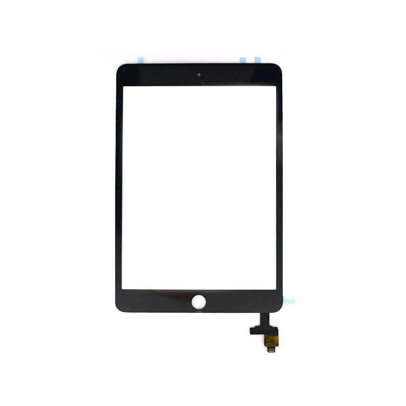 Touch Screen Digitizer iPad Mini 3 Black with IC connector  Screens - LCD iPad Mini 3 - 3