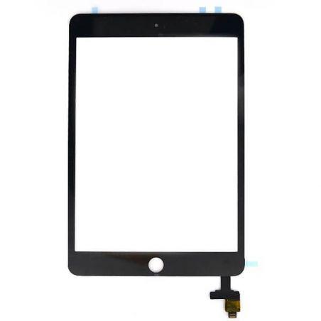 Touch Screen Digitizer iPad Mini 3 Black with IC connector  Screens - LCD iPad Mini 3 - 9