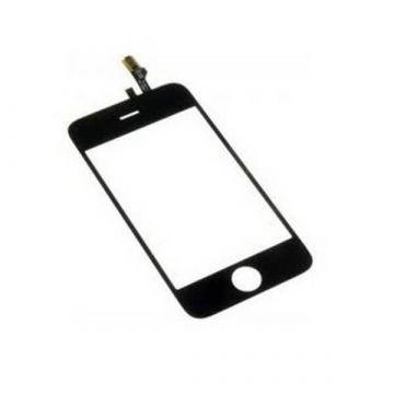 Achat Vitre écran tactile pour iPhone 3G Noir IPH3G-001X