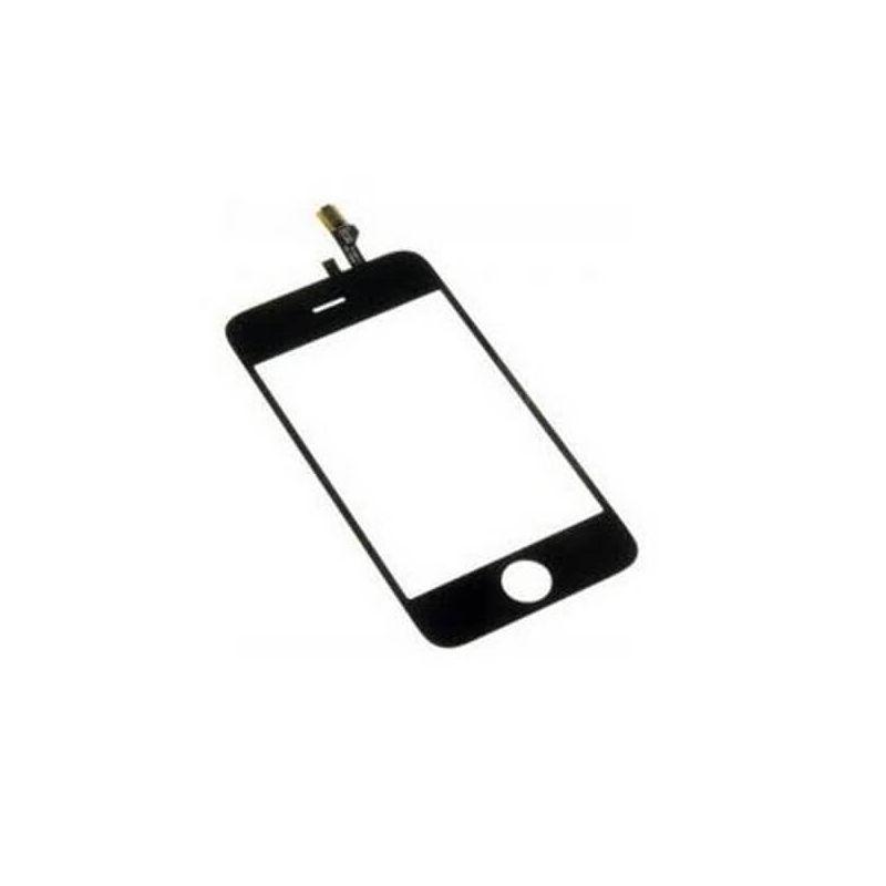 Aanraakschermvenster IPhone 3G Zwart