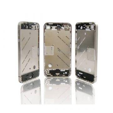 iPhone frame 4 metallic contour