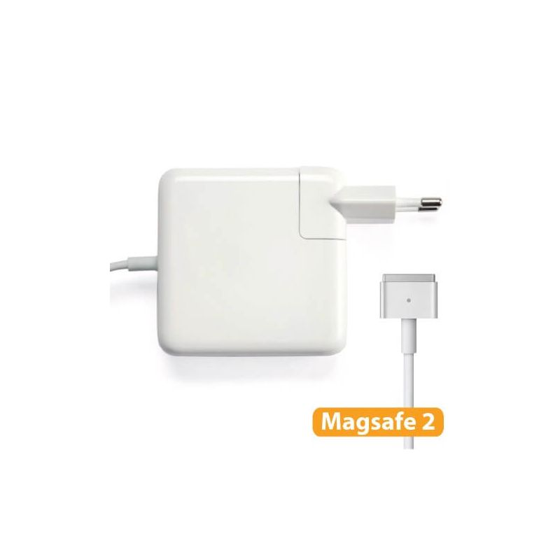 85W MagSafe 2 power adapter (for MacBook Pro with Retina display) with EU plug  Chargers MacBook - 1