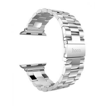 Hoco Metal Stainless Steel Apple Watch 40mm & 38mm bracelet Hoco Straps Apple Watch 38mm - 1