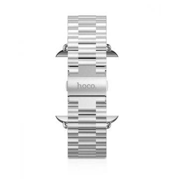 Hoco Metal Stainless Steel Apple Watch 40mm & 38mm bracelet Hoco Straps Apple Watch 38mm - 3