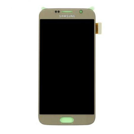 Achat Ecran complet Galaxy S6 OR Original GH97-17260C