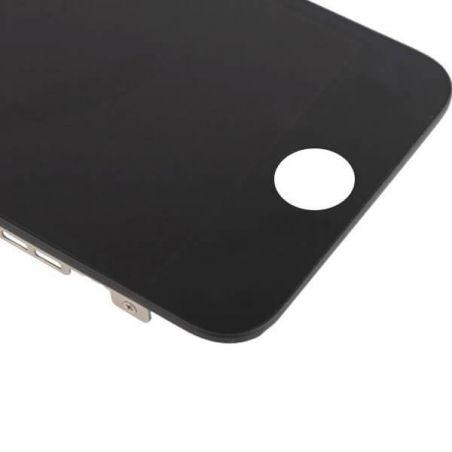 Komplettes Bildschirmset montiert BLACK iPhone 5 (Originalqualität) + Werkzeuge  Bildschirme - LCD iPhone 5 - 6