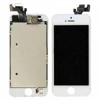 Achat Kit Ecran complet assemblé BLANC iPhone 5 (Compatible) + outils KR-IPH5G-084X