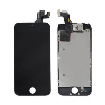 Complete screen kit assembled iPhone 5C Black (Original Quality) + tools  Screens - LCD iPhone 5C - 1
