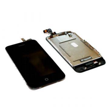Achat Vitre tactile, LCD et châssis complet pour iPhone 3G Noir IPH3G-003X