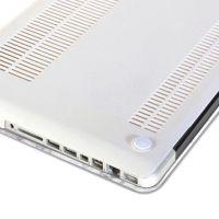 """Soft touch shell in MacBook Pro 13"""" marmeren stijl  Dekkingen et Scheepsrompen MacBook - 3"""