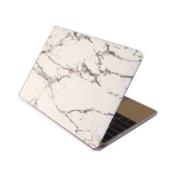 """Soft touch shell in MacBook Pro 13"""" marmeren stijl  Dekkingen et Scheepsrompen MacBook - 5"""