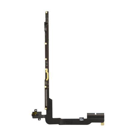 iPad 4 4G jack audio connector compleet zwart - ipad 4 onderdelen  Onderdelen iPad 4 - 157