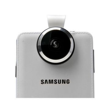Universal Fish Eye for iPhone, Samsung, iPad, iPod  iPhone 4 : Accessories - 2