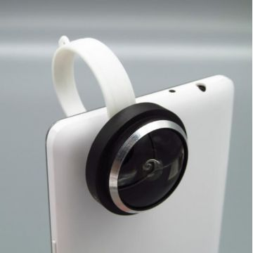 Universal Fish Eye for iPhone, Samsung, iPad, iPod  iPhone 4 : Accessories - 5