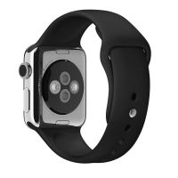 Black Apple Watch 40mm & 38mm Strap S/M M/L  Straps Apple Watch 38mm - 2