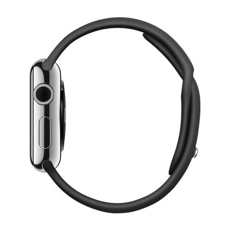 Black Apple Watch 40mm & 38mm Strap S/M M/L  Straps Apple Watch 38mm - 3