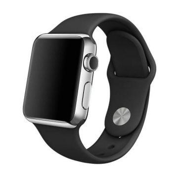 Black Apple Watch 40mm & 38mm Strap S/M M/L  Straps Apple Watch 38mm - 1