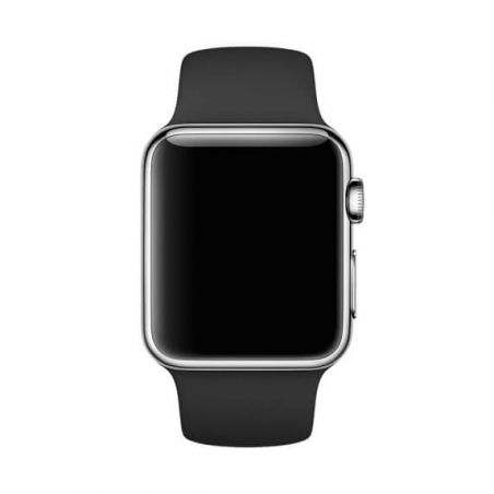 Black Apple Watch 40mm & 38mm Strap S/M M/L  Straps Apple Watch 38mm - 4