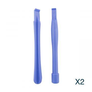 Werkzeugsatz mit 4 Kunststoffhebeln  Präzisionswerkzeuge - 1
