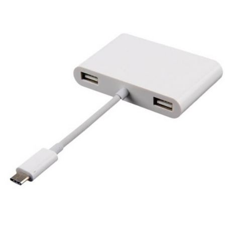 USB-C multi-poorts VGA VGA VGA-adapter met meerdere poorten  Kabels en adapters MacBook - 4