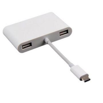 USB-C multi-poorts VGA VGA VGA-adapter met meerdere poorten  Kabels en adapters MacBook - 5