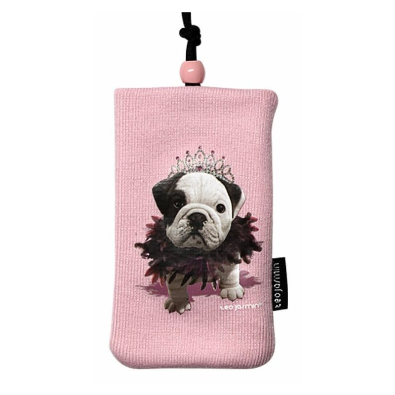 Teo Jasmin universele queen pouch sleeve Teo Jasmin iPhone 5 5S SE - 1