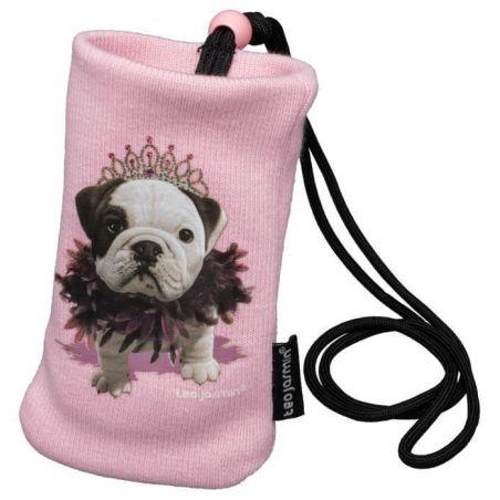 Teo Jasmin universele queen pouch sleeve Teo Jasmin iPhone 5 5S SE - 3