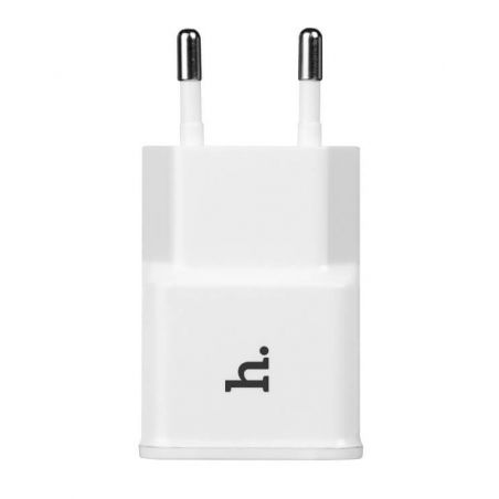 Double 1.0AMP USB charger - Hoco Hoco Chargers - Powerbanks - Cables iPhone 5C - 7