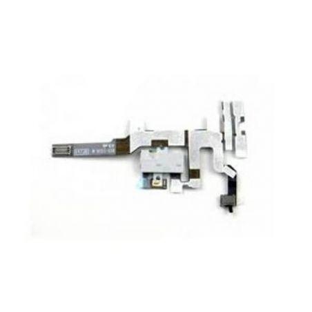 Achat Nappe prise Jack Audio et Volume iPhone 4S Blanc IPH4S-052X