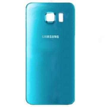 Achat Coque arrière Galaxy S6 BLEUE Originale GH82-09548D