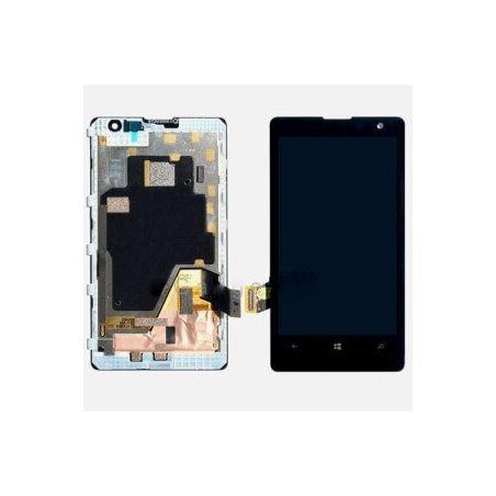 Achat Vitre tactile, LCD et châssis complet pour Nokia Lumia 1020 NOLU1020-001
